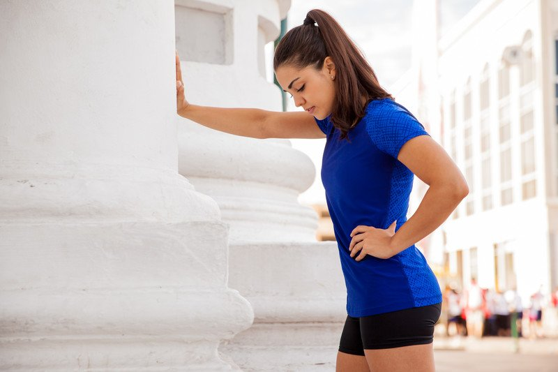 For You Runners Out There…If You Leak While Running…It's a Red Flag
